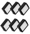 IROBOT ROOMBA E SERIES FILTERS - 6 PACK
